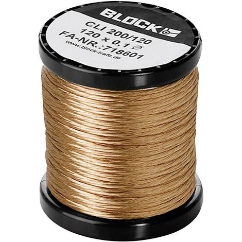 Fil de bobinage Wire Wrap Conrad Components 606120 1 x 0.20 mm/² Lilas 15 m
