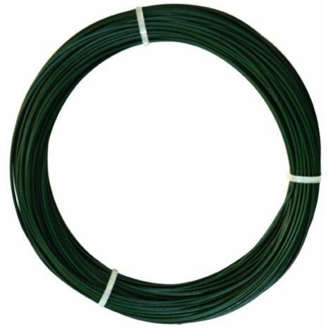 "Fil de fer plastifié ""Plast Wire"" - 3 mm x 25 m"