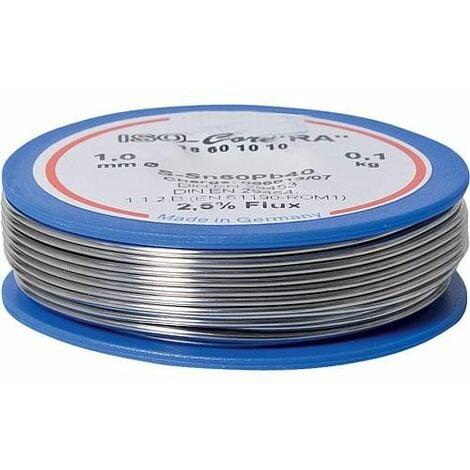 Fil de plomb electronique 100 g