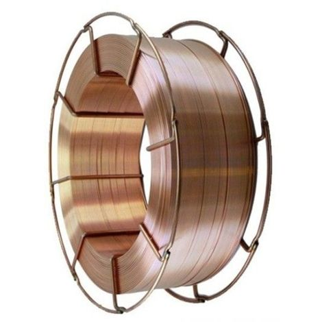 Fil de rechargement massif 12/10 bobine de 15 kg INE - Soudage toutes positions Anti abrasif -