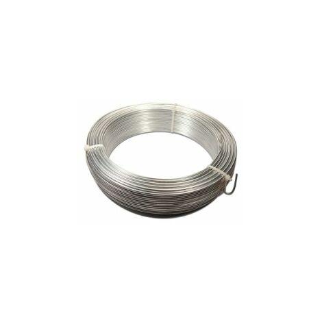 Fil de Tension Galvanisé - Diamètre 2,7mm - 100 mètres