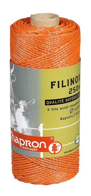 Fil Filinox Longueur 250 m - Chapron Lemenager