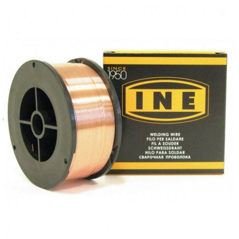 Fil fourré 0.9mm 900g soudage MIG-MAG semi-auto en fil d'acier