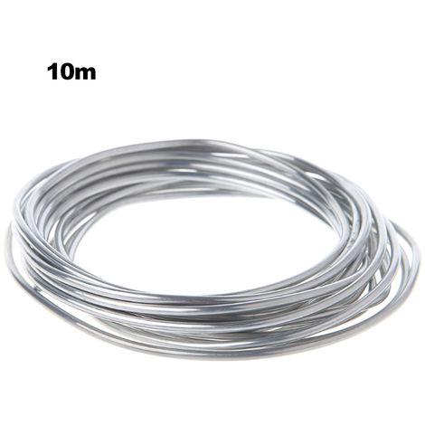 Fil fourre aluminium-aluminium a souder fil d'aluminium, 10 metres