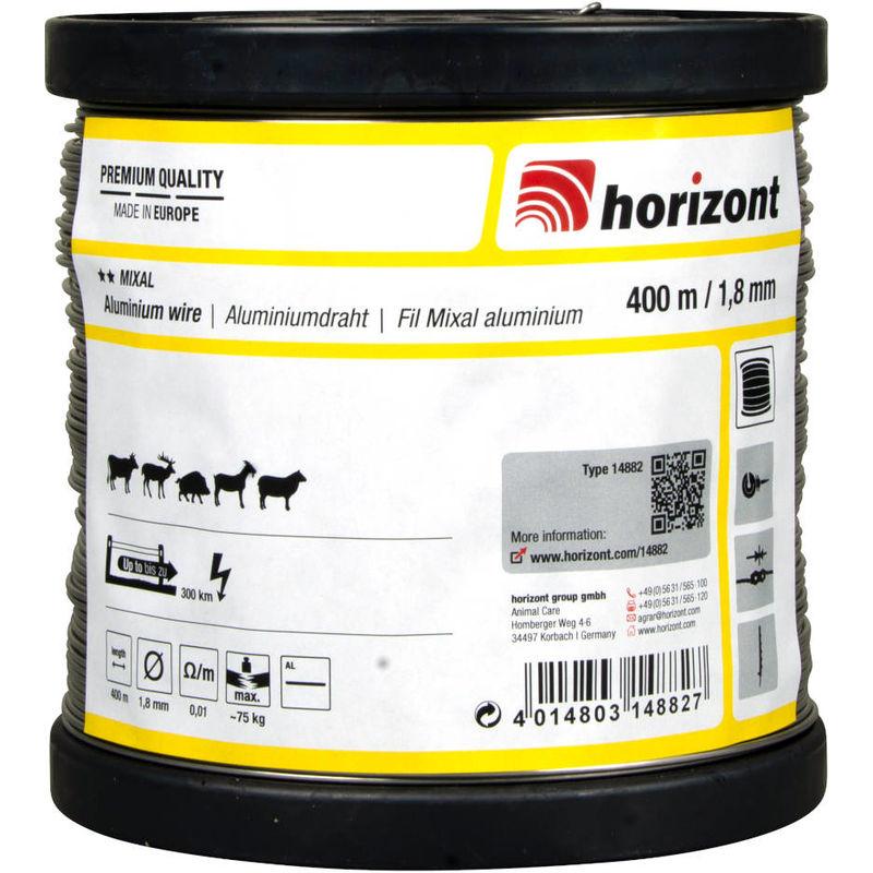 Fil MIXAL en alliage d'aluminium 400m - Horizont