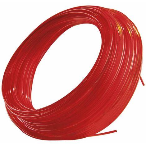 Fil nylon rotofil 15m - Rouge