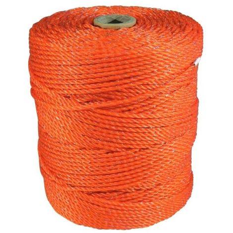 Fil pour clôture électrique 250 m Orange 2 mm