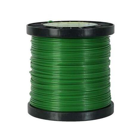 Fil rond pour débroussailleuse - Ø 2.4 OU 3 mm OU 3.3 mm