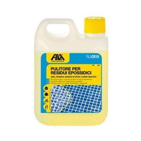 Fila CR10 pulitore per residui epossidici 1lt