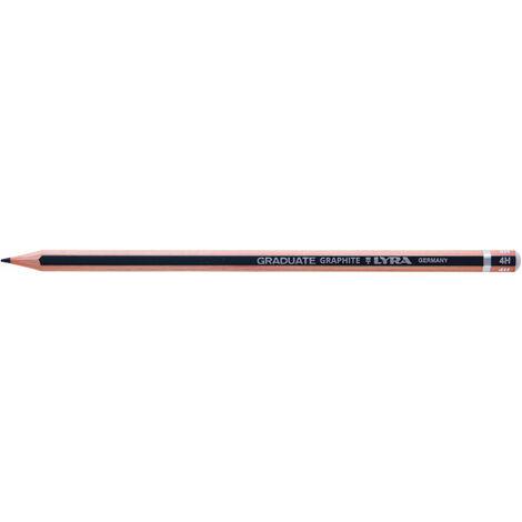 Fila Lyra Graduate Graphite Pencil In Box 12 Pcs 4H