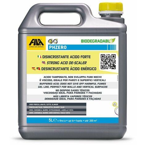 Fila Solutions - Filaphzero - desincrustante cido viscoso - 1 litro