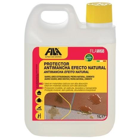 FILA W68 Protector anti mancha efecto natural