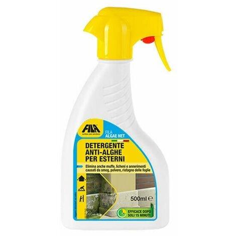 Filaalgae net detergente anti aghe muffa per pavimenti intonco esterni limo fila