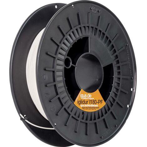 Filament igus iglidur® I180 Tribo 1.75 mm blanc 250 g