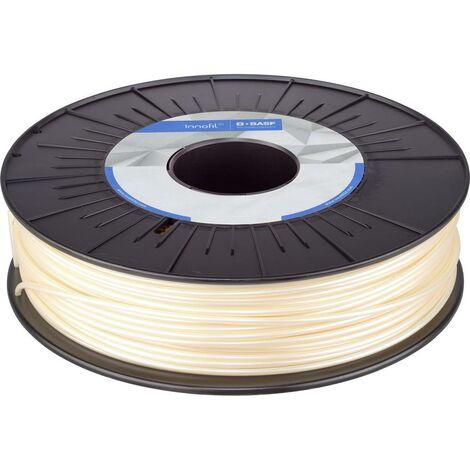 Filament Innofil 3D PLA PEARL WHITE plastique PLA 1.75 mm blanc perle 750 g