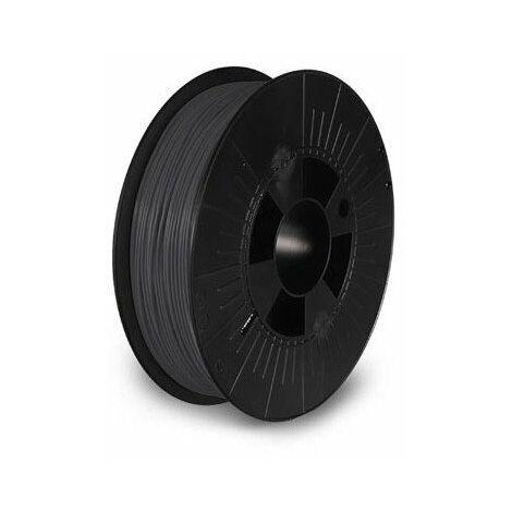 Filament pla 1 75 mm - noir - mat - 750 g
