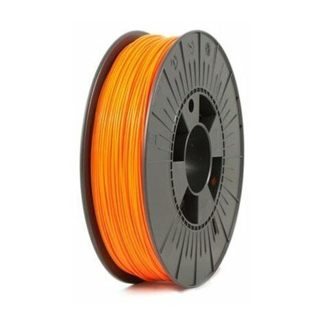 Filament pla 1 75 mm - orange - 750 g
