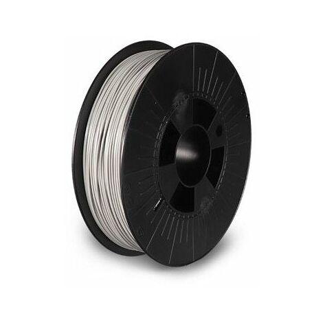 Filament pla 1 75 mm - gris clair - 750 g