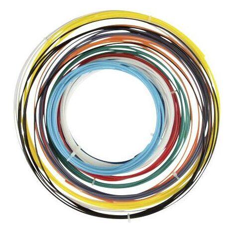 Filament PLA Velleman 1.75mm 6 pack de couleurs S103701