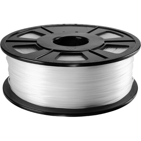 Filament renkforce ABS Pro, 2.85 mm, blanc, 1 kg S291511