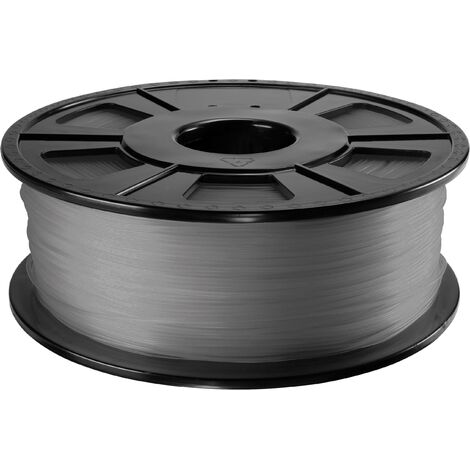 Filament renkforce ABS Pro 2.85 mm gris, 1 kg S291271