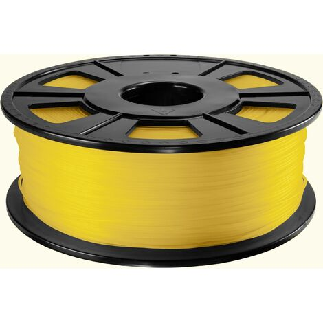 Filament renkforce ABS Pro, 2.85 mm, jaune, 1 kg S291581