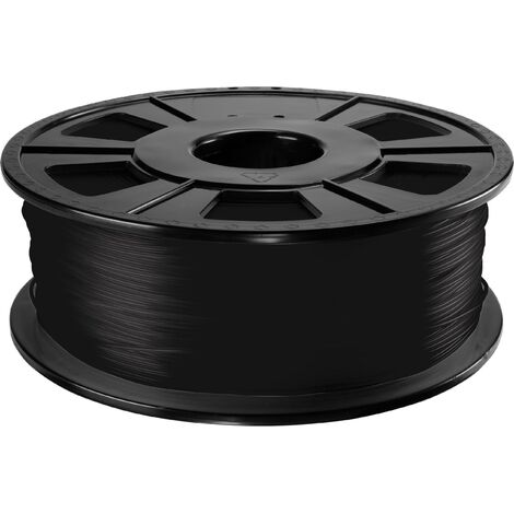 Filament renkforce ABS Pro, 2.85 mm noir, 1 kg S291521
