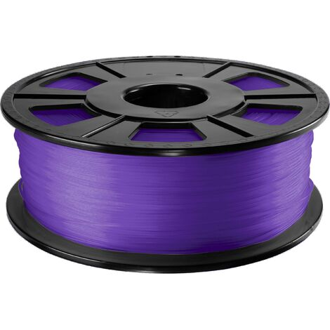 Filament renkforce ABS Pro 2.85 mm pourpre, 1 kg S291291