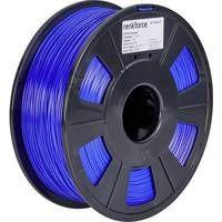 Filament Renkforce PETG 1.75 mm bleu 1 kg