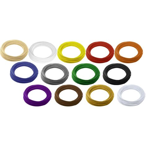 Filament renkforce PLA 1.75 mm assortiment, 50 g S291301