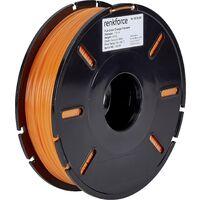 Filament renkforce PLA, 1,75 mm, orange jaune, 0,5 kg S565001