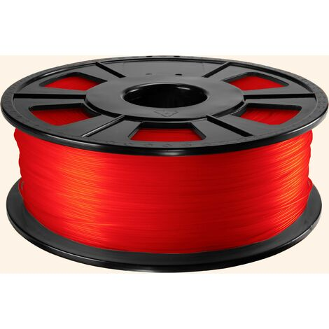 Filament renkforce PLA 1.75 mm rouge, 1 kg S562391