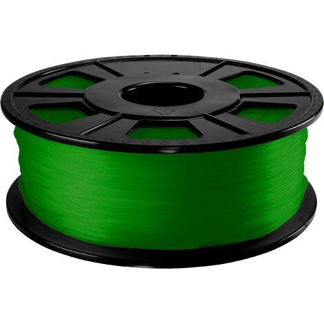 Filament renkforce PLA 2.85 mm vert, 1 kg S291951