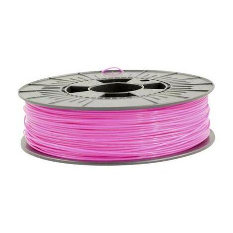 Filament Velleman PLA175P07 plastique PLA 1.75 mm rose 750 g