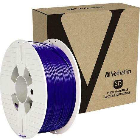 Filament Verbatim 55055 PETG 1.75 mm 1 kg bleu 1 pc(s)