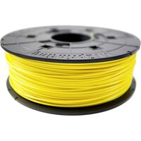 Filament XYZprinting plastique PLA 1.75 mm jaune 600 g Junior