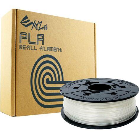 Filament XYZprinting REFILL PLA Nature 600g PLA 1.75 mm naturel 600 g
