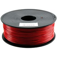 Filamento ABS 1 Kg Rojo Brillante 1,75 MM