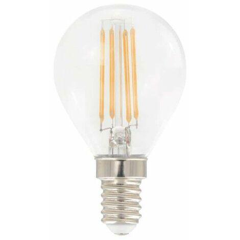 Filamento XXCELL Bombilla LED Esfera - E14 40W equivalente