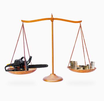 La garantie du bon rapport qualité/prix