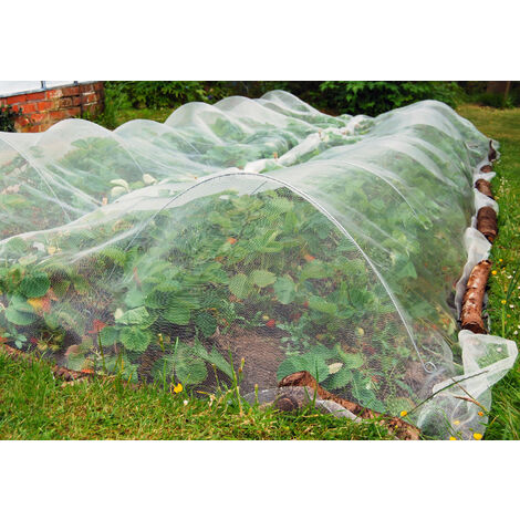 Filet anti-insectes 45gr 6 x 10m