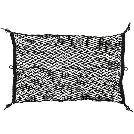 Filet de bagage élastique 80x60cm avec crochets plastique NS-3