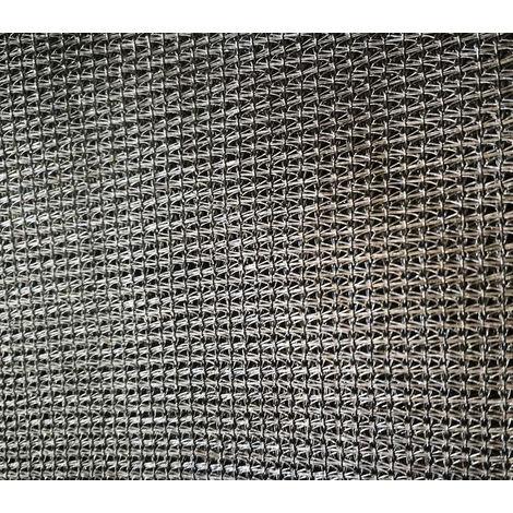"""main image of """"Filet de benne, noir - 200g - Avec sandow, bande de finition et œillets"""""""