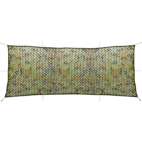 Filet De Camouflage Avec Sac De Rangement 1 5 X 4 M 131402