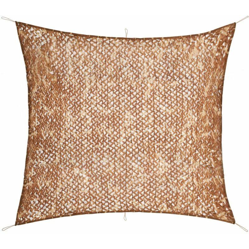 Youthup - Filet de camouflage avec sac de rangement 3 x 3 m
