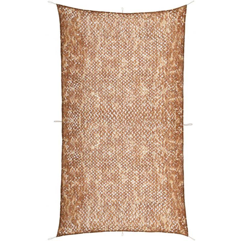 Youthup - Filet de camouflage avec sac de rangement 4 x 8 m