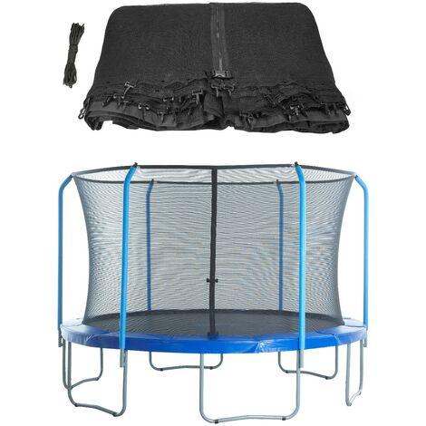 Filet de Protection et Sécurité, Remplacement pour Trampoline | Anneau Supérieur