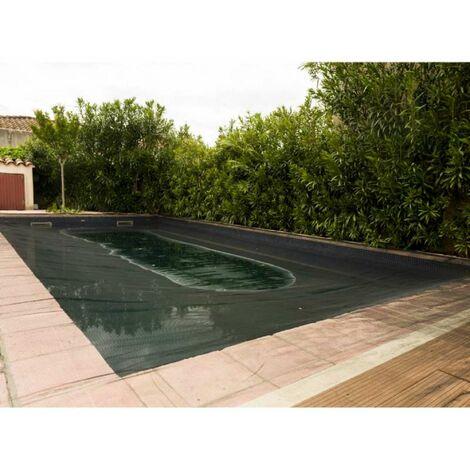 filet de protection piscine 100g m2 werkapro 4x7m 10851. Black Bedroom Furniture Sets. Home Design Ideas