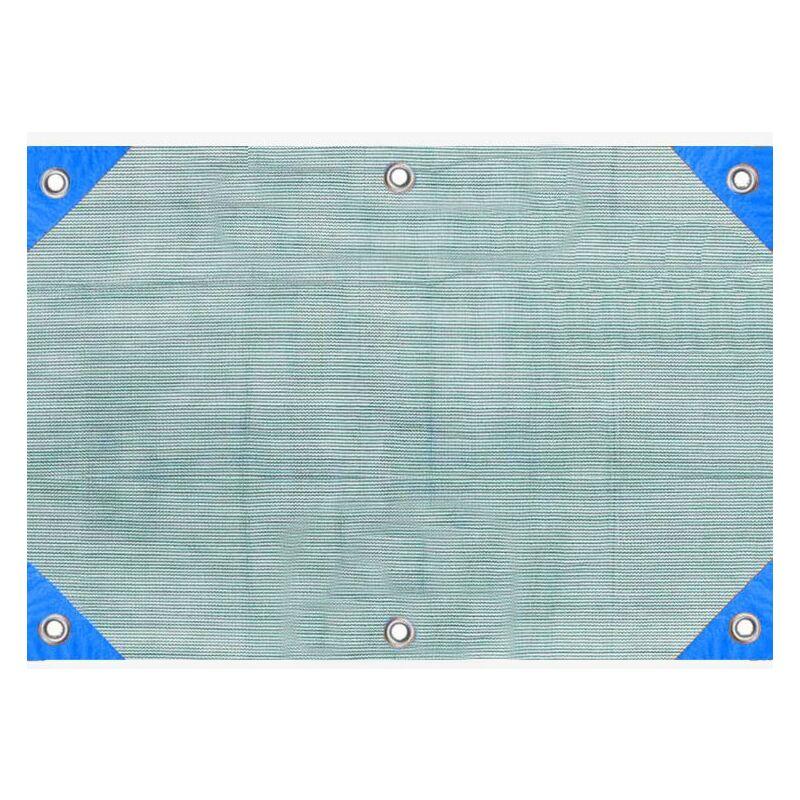 Filet de protection pour piscine contre les aiguilles de pins et les plus petites feuilles | Taille Filet: 4 x 8 m - DIRECT FILET