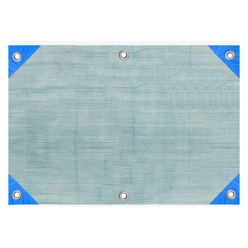 Filet de protection pour piscine contre les aiguilles de pins et les plus petites feuilles | Taille Filet: 10 x 12 m - DIRECT FILET